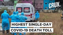 Spike In Covid-19 Deaths & Cases As India Enters Last Leg Of Lockdown 4.0