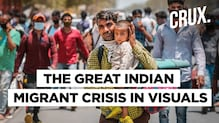 Visuals That Tell The Heartbreaking Story Of The Migrant Crisis In India