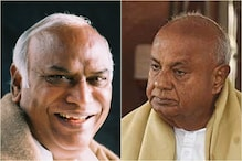 After Misfiring in LS Polls, Will Big Guns Gowda and Kharge Aim for RS to Re-enter National Political Arena?