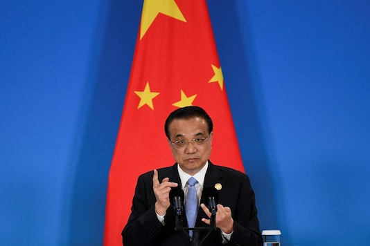 FILE PHOTO: China's Premier Li Keqiang  (Credit: REUTERS/File Photo)