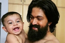 Yash Is All Smiles in Radhika Pandit's Snap of Her 'Favourite Boys'
