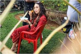 Karisma Kapoor Enjoys Mango in This Throwback Pic