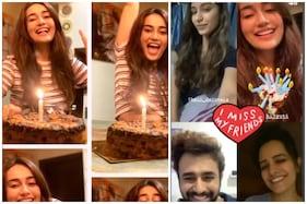 Surbhi Jyoti's Lockdown Birthday Celebrations Have Naagin 3 Co-stars as Virtual Guests