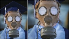 Unusual Masks People Are Using to Protect Themselves From COVID-19