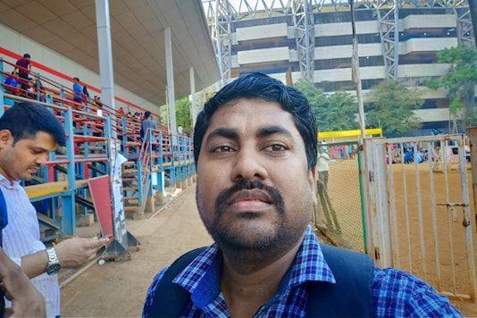 Ibrar, 33, was from Faizabad in Uttar Pradesh and worked as an office assistant in Mumbai's KC College.