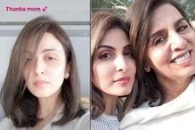 Neetu Kapoor Turns Hairstylist For Riddhima After Son Ranbir Kapoor Gave Alia A Haircut At Home