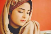 After Zaira Wasim Quits Social Media, #StandWithZaira Goes Viral on Twitter