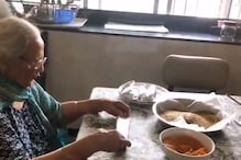 99-year-old Woman Packing Food for Migrant Workers in Mumbai Gives Us Hope in Times of Crisis