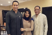 Sania Mirza's Sister Anam Shares Pictures from Her First Eid With Husband Asad, Mohammad Azharuddin
