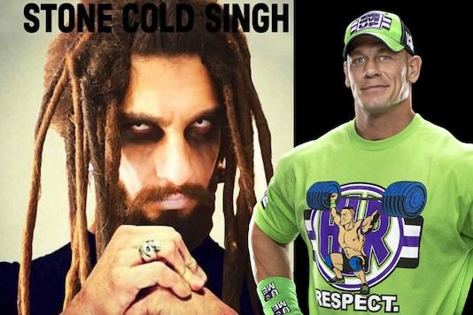 Ranveer Singh and John Cena (Photo Credit: Instagram and WWE)
