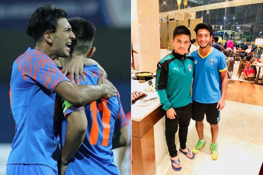 Sahal Abdul Samad to be Next Big Scorer after Sunil Chhetri Retires: Bhaichung Bhutia