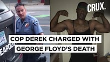 Derek Chauvin Charged With Murder & Manslaughter In George Floyd's Case