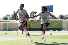 Real Madrid's Marcelo Says They 'Can't Wait' to Start Playing Football Matches Again