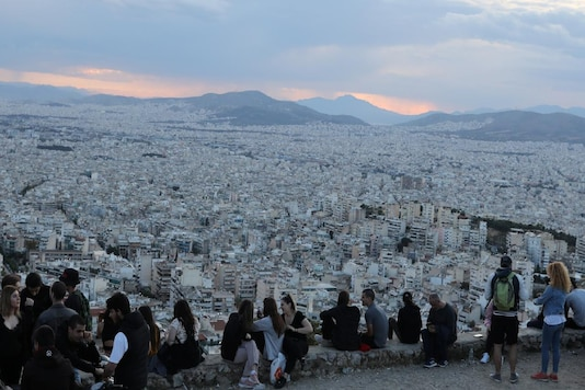 The policy will only be applied during the final two weeks of June, although Greek authorities left open the prospect of additional restrictions after that date. (Reuters)