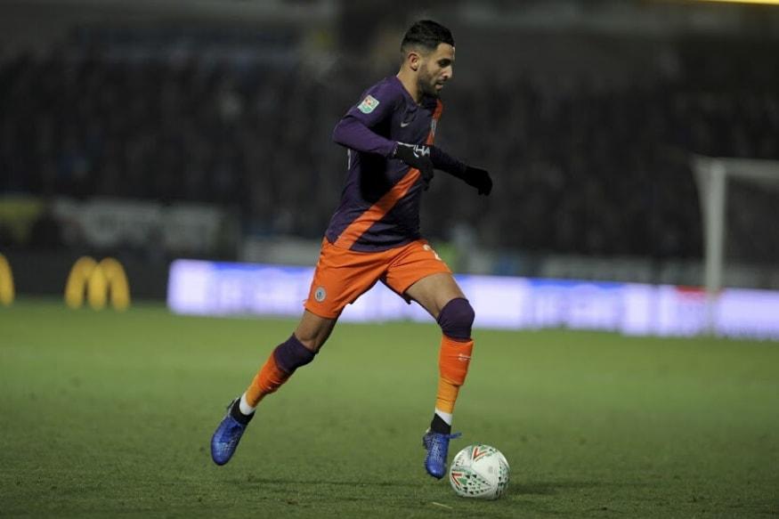Manchester City's Riyad Mahrez has Watches Worth £300,000 Stolen: Reports
