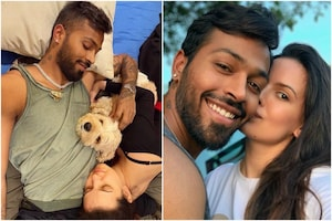 Hardik Pandya & Natasa's Most PDA-Filled Photos