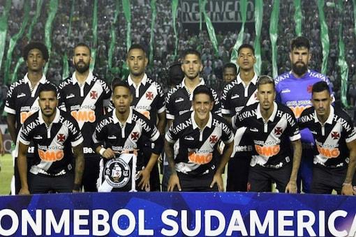 Brazilian Club Vasco da Gama Report 16 Players Positive for Coronavirus