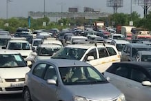 Three Arrested, Five Vehicles Impounded and Over 600 Vehicle Owners Fined in Noida For Flouting Covid-19 Norms