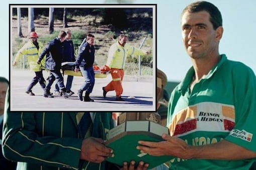 Hansie Cronje was the first player to admit to the offence of match fixing. He was guilty of getting monetary rewards from bookmakers for providing information and for fixing matches.