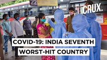 India Crosses 8,000 Mark In A Single Day, Becomes 7th Worst-Hit Country By COVID-19