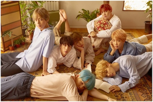 BTS Creates History as 'DNA' Becomes First K-Pop Boy Band Music Video to Cross 1 Billion Views