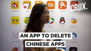 Anti-China Sentiment In India Peaks, New App To Help People Remove Chinese Apps