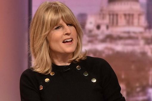Boris Johnson's sister Rachel (Photo: Reuters)