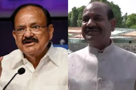 File photos of PS Chairman Venkaiah Naidu and Lok Sabha Speaker Om Birla.