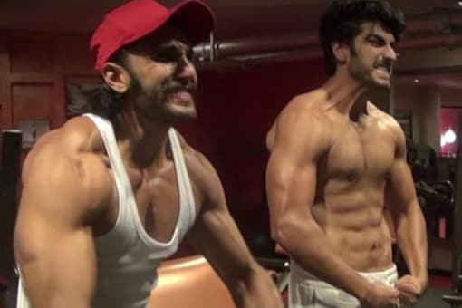 Ranveer Singh-Arjun Kapoor's Gym Photo Will Motivate You to Start Working Out With Your BFF