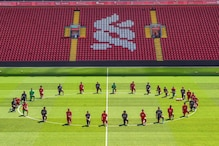 Liverpool Players Take a Knee in Support of #BlackLivesMatter after George Floyd's Death