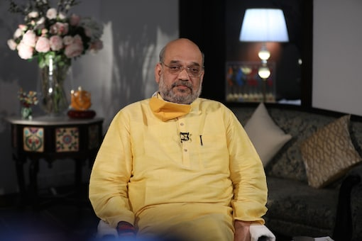 Home Minister Amit Shah.