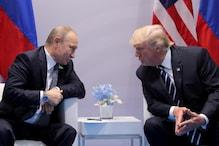 Vladimir Putin and Donald Trump Discussed G7 Summit, Oil Markets in Phone Call, Says Kremlin