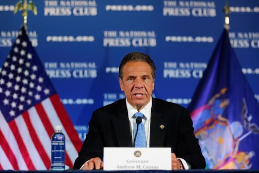 New York Governor File photo of New York Governor Andrew Cuomo (Image: REUTERS)
