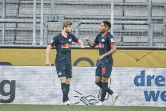 Timo Werner's Leipzig 'Back on Course' for Champions League with Cologne Win