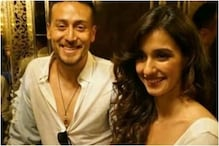 Disha Patani, Tiger Shroff are All Smiles in This Throwback Pic, See Here