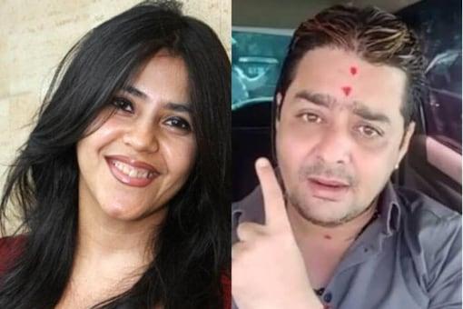 Hindustani Bhau Claims Getting Calls After His Police Complaint Against Ekta Kapoor