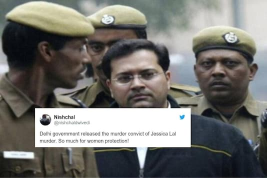 Jessica Lal Murder Case Convict Manu Sharma's Release Sparks 'Justice' Debate on Twitter