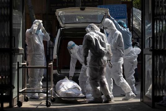 India's coronavirus crisis.