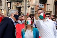 Italy's Opposition Parties Flout Social Distancing Norms at Rally in Rome