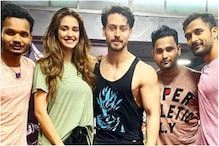 Did You Know That Disha Patani and Tiger Shroff Share Same Parkour Coach?