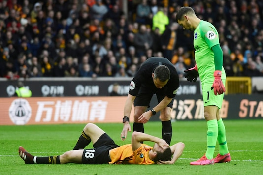 File image of injury in Premier League. (Photo Credit: Reuters)