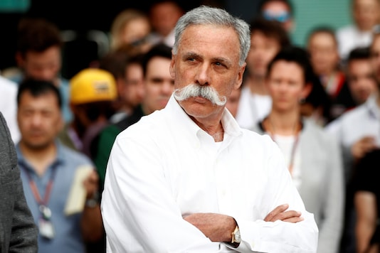 Chase Carey (Photo Credit: Reuters)
