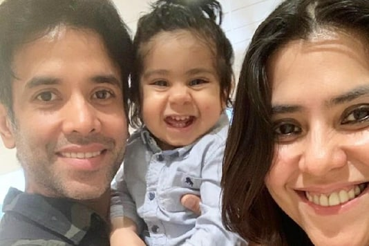 Tusshar Kapoor on Being Compared to Ekta Kapoor: It Never Really Bothered Me