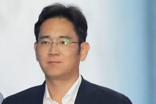 File photo of Samsung Group heir, Lee Jae-Yong (Reuters)