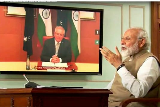 The declaration came after an online summit between Prime Minister Narendra Modi and his Australian counterpart Scott Morrison.
