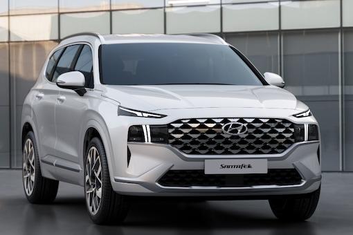 New Hyundai Santa Fe. (Image source: Hyundai)