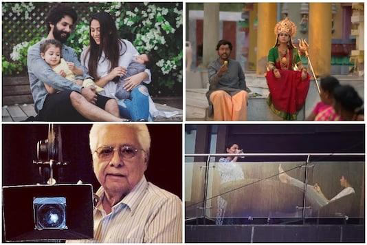 Shahid Kapoor-Mira Rajput Quarantining in Punjab, Nayanthara's Pics from Mookuthi Amman Revealed