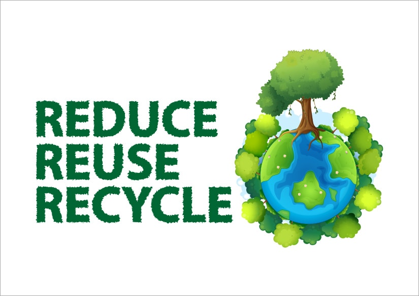 Reduce. Reuse. Recycle. - News18