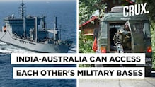 India-Australia Seal Military Deal To Counter Chinese Aggression