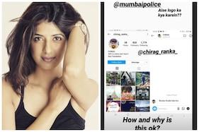 Aishwarya Sakhuja Draws Mumbai Police's Attention After Receiving Obscene DM on Instagram